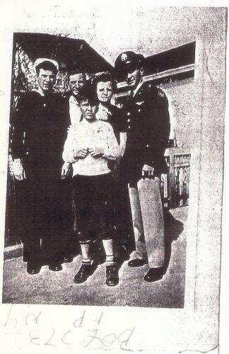 Noeldechen Family WWII