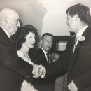 Carmel with JFK