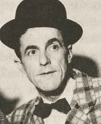 Dr. Horatio Q. Birdbath, approximately late 1940s.