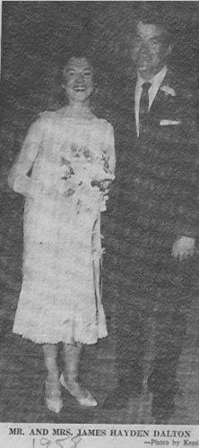 A photo of James Hayden Dalton