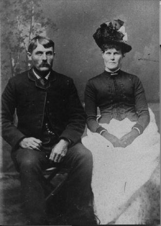 Morris and Sarah