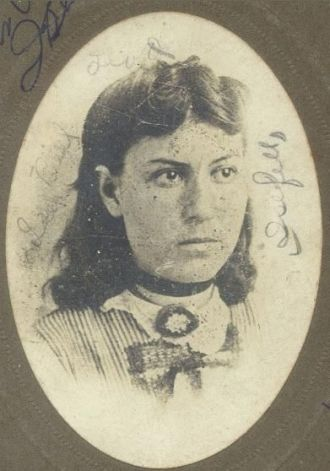 Great Aunt Isabel Cooley