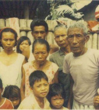 Relatives of Aniceto