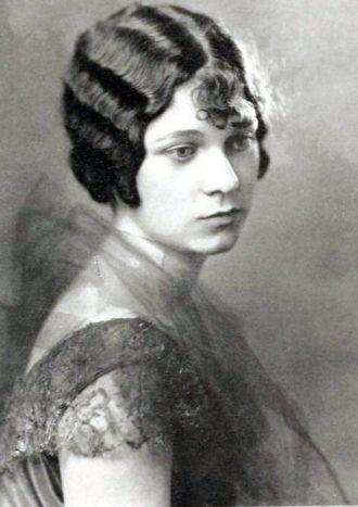 Frances Saunders, West Virginia, 1928