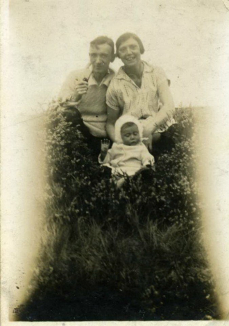 Leslie Coultish & Violet