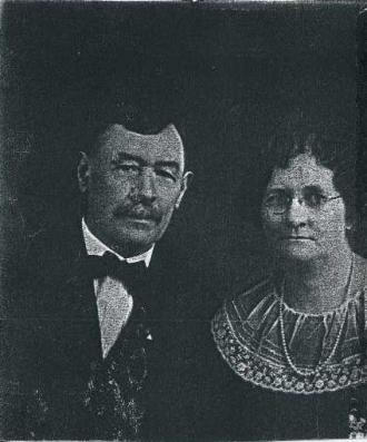 John and Minnie (Krohn) Greuel