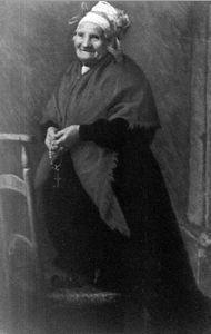 Mary (Michaelis) Kirscht Hemauer, 1921