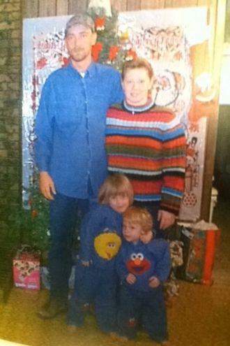 Michael Shayne Bailey family