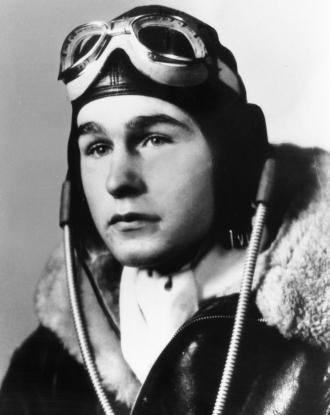 A photo of George Herbert Walker Bush