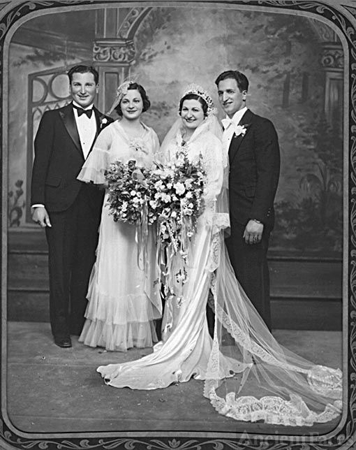 Mary Elia & Jim Filice Wedding Photo