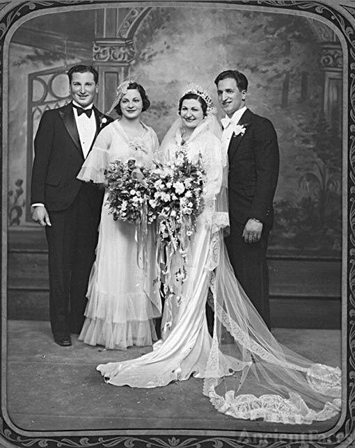 Mary Elia & Jim Filice Wedding Photo