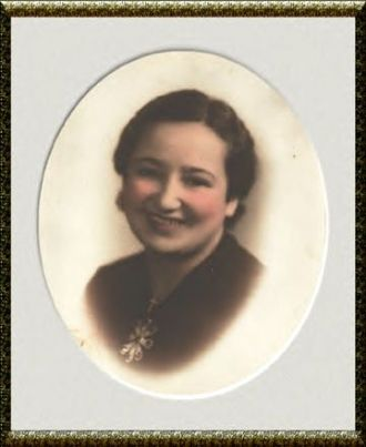 Helen Galgoczi, Michigan 1938