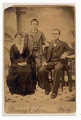Family Portrait (Bucks County, PA)