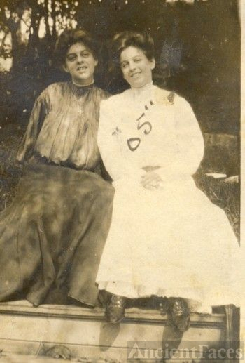 Stafford sisters:  Julia and Margaret