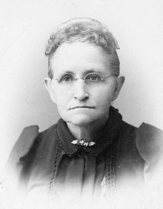 Mrs. Alford, Minister's wife