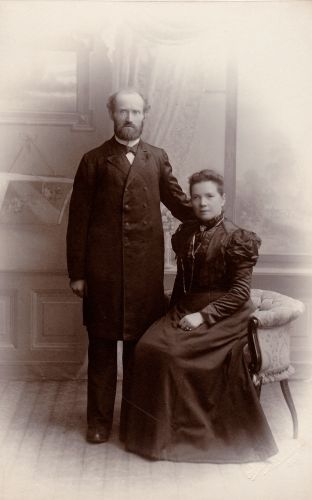 Couple from Oslo, Norway