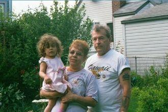 Lou, Rose, and Kaitlynn Schreiner 2000