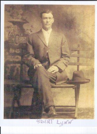 A photo of George Albert Lynn