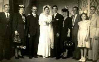 Gaspare Marino wedding