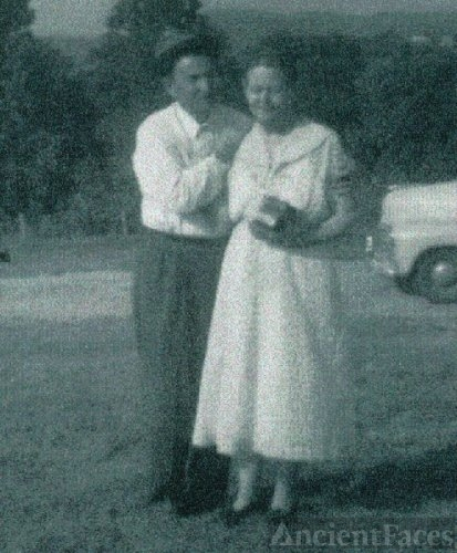 Boss & Edna (Dunn) Hurst
