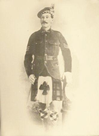 A photo of John Robert Murray
