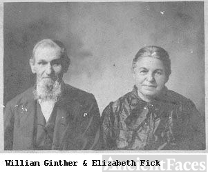 My ggg-Grandparents
