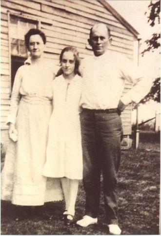 A photo of Bessie Foster