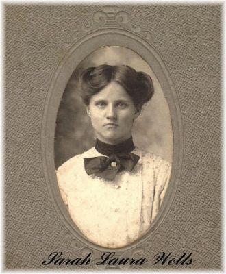 Sarah Laura (Wells)