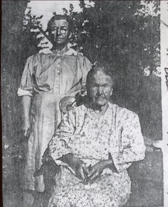 Nancy Curry and Fludy Mason