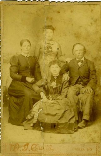 William Whaley Fuller and Family
