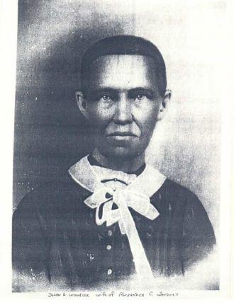 Susan B Sanders