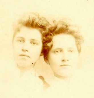 Green Sisters- Celina and Annie Matilda