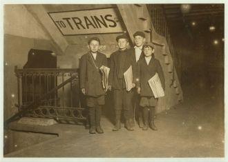 L.. Seizwater, Jacob Cross, Sol Feltman 1900