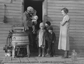 Glen Cook Family 1936