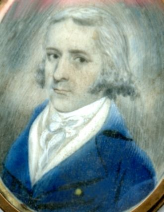A photo of Richard Evans