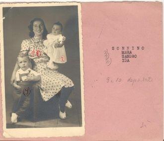 Mara, Sandro, and Ida Sonnino