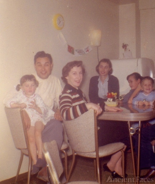 French, Becker, and Socolick families