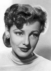 Virginia Grey was a popular actress in Hollywood.