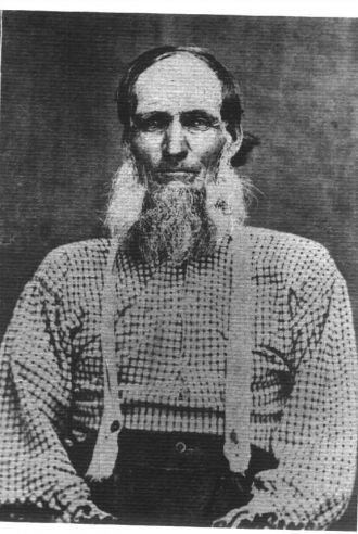 Moses Kellogg Cousins of Iowa