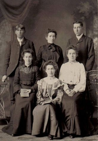 The six orphans
