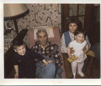 Nason Family, two generations
