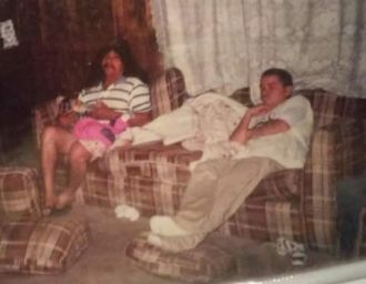 Raul, Jimmy, and Angelica Blanco