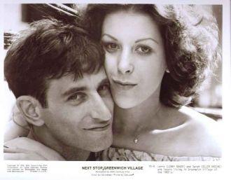 Lenny Baker and Ellen Greene