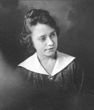 Myrtle Bethurum, Texas 1915