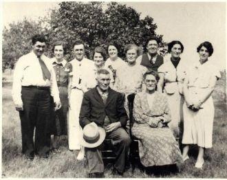 Wm. Herrick Snyder Family