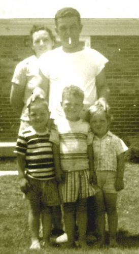 Paul L. Lathrop Sr. & Family