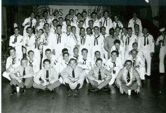 USS PC 583 Crew Sep 1945