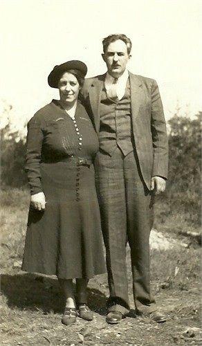 Anna (Cavanaugh) and Ira Brown