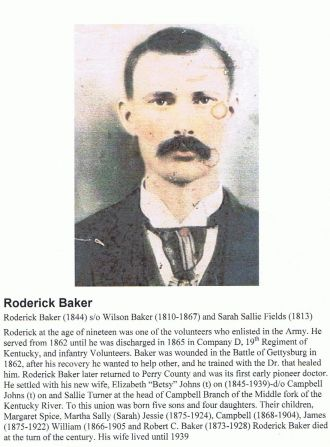 Dr. Rodrick Baker