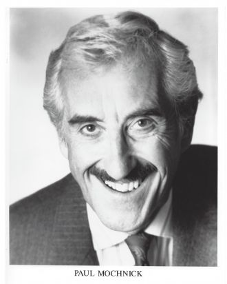 Paul E Mochnick - Actor